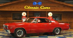 """1967 Chevrolet Chevelle SS """"Tribute"""" – Red"""