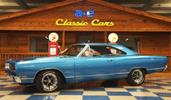 1969 Plymouth GTX – Blue Fire