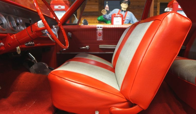 1965 CHEVROLET BEL AIR 502 – VICTORY RED full