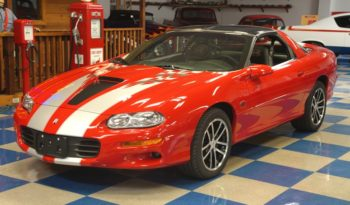 2002 CHEVROLET CAMARO 35TH ANNIVERSARY W/ 1,167 MILES full