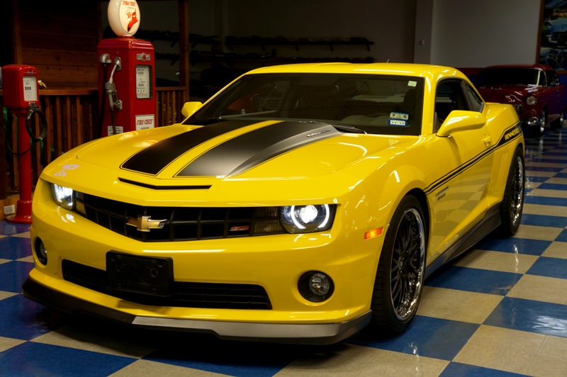 2010 CHEVROLET HENNESSEY CAMARO SS – RALLY YELLOW – A&E ...