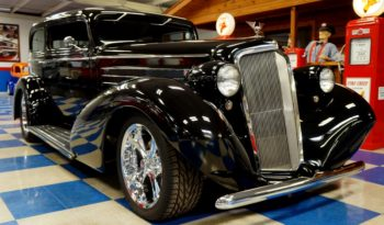 1934 CADILLAC CUSTOM – BLACK full