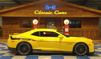 2010 CHEVROLET HENNESSEY CAMARO SS – RALLY YELLOW full