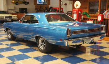 1969 Plymouth GTX – Blue Fire full