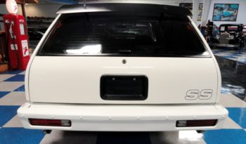 1979 CHEVROLET MALIBU (FACTORY FOUR SPEED) WAGON – POLAR WHITE full