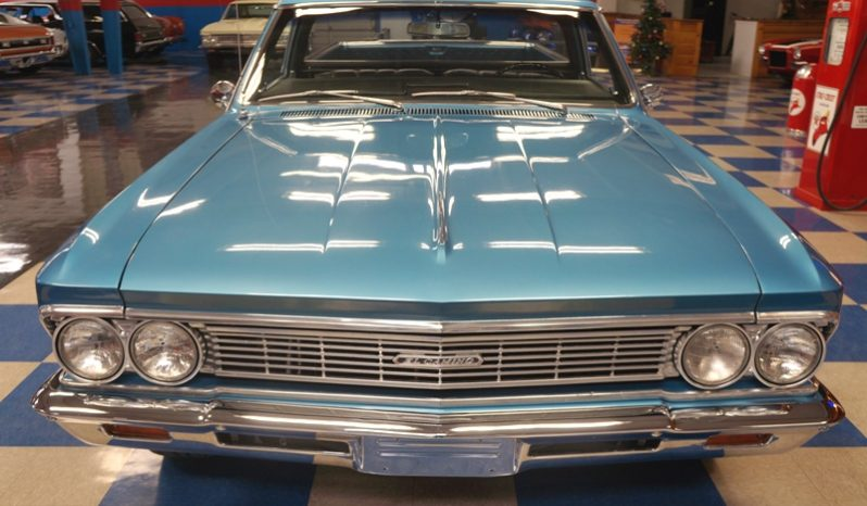 1966 CHEVROLET EL CAMINO – BLUE MIST full