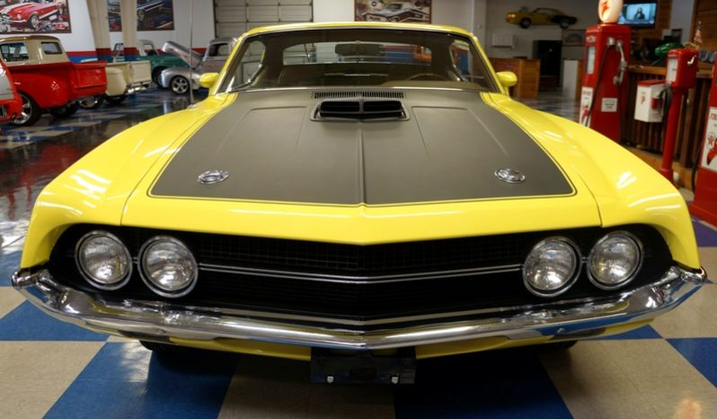 1970 FORD TORINO COBRA 429 – BRIGHT YELLOW / BLACK full