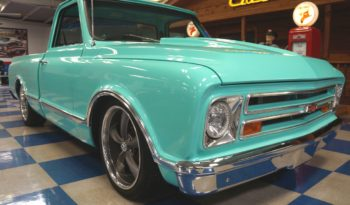 1969 CHEVROLET PICKUP PRO TOURING – MINT full