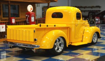 1946 INTERNATIONAL HARVESTER CUSTOM PICKUP – HARVEST SUNFLOWER full