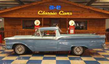1959 Ford Ranchero – Glacier Blue full