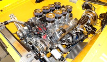 1970 Mercury Cyclone – Chrome Yellow / Black full