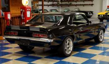 1969 Chevrolet Camaro – Black / Silver full