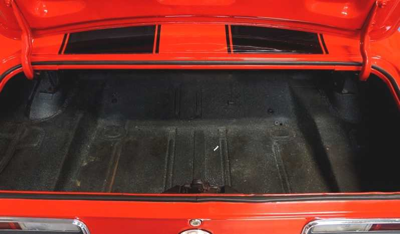 1967 Chevrolet Camaro – Red / Black full
