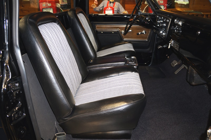 1972 Chevy Truck Bucket Seat Covers - Velcromag