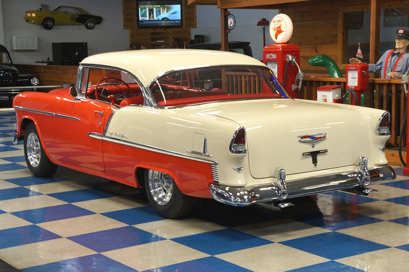1955 chevy air cleaner choice image