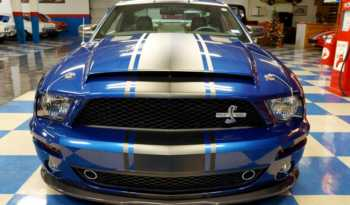 2007 Ford Mustang GT500 Super Snake 427 Anniversary Edition – Vista Blue / Black full
