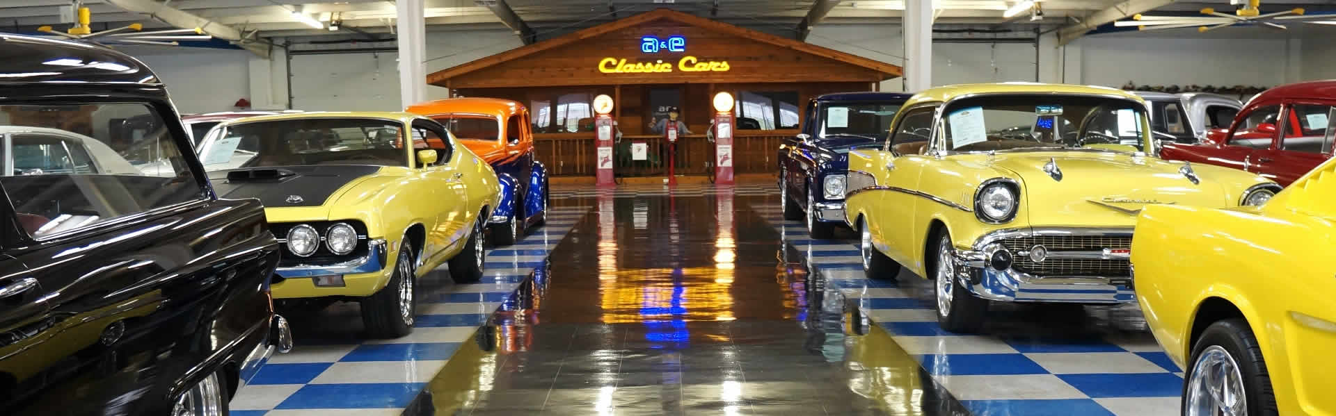 Texas Classic Cars For Sale