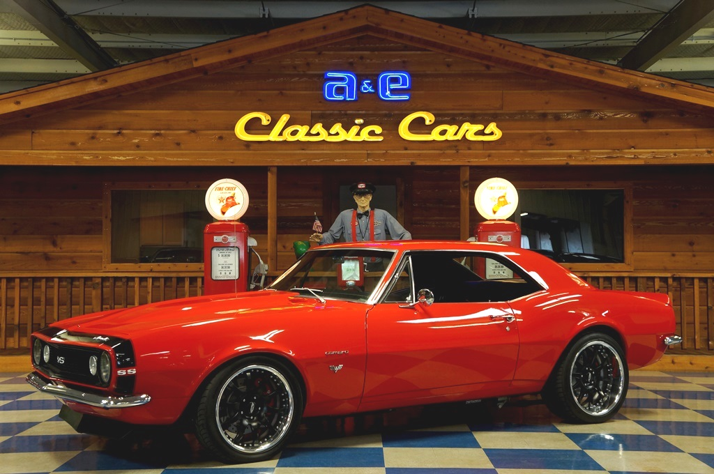 Classic Cars For Sale Houston