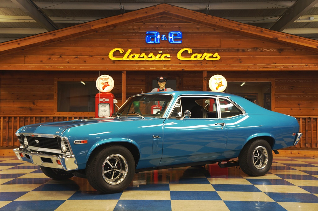 A&E Classic Cars – Classic cars, antique cars, consignment, buy, sell