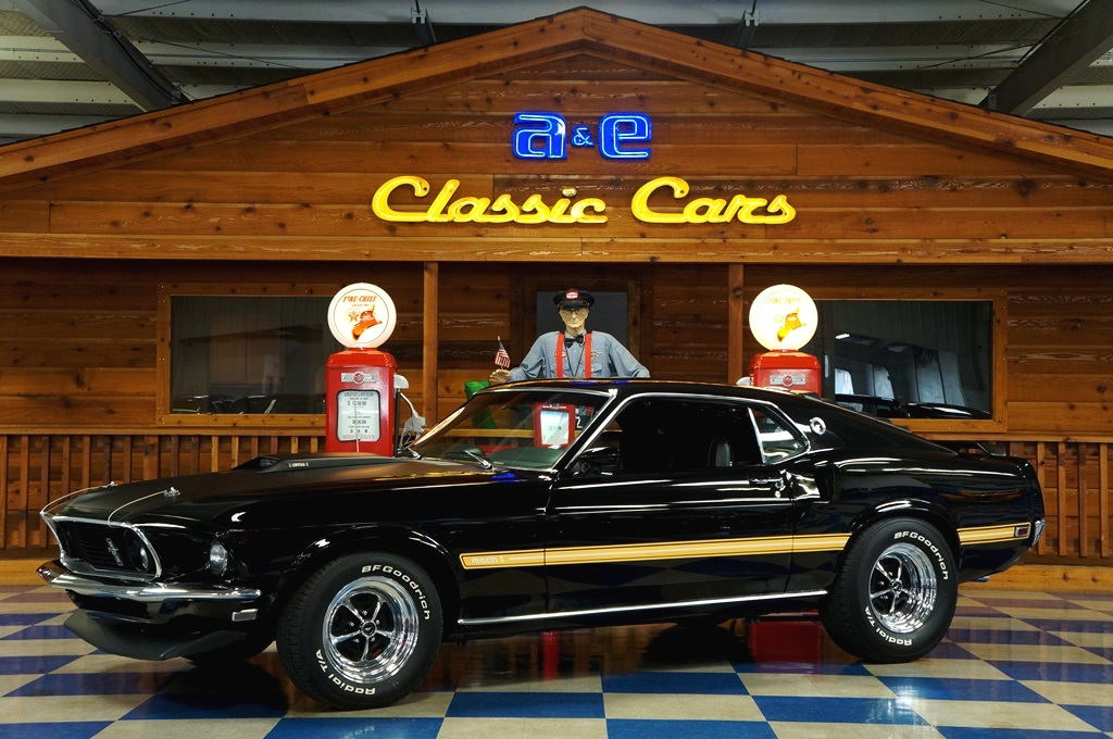 Classic Muscle Car Dealers In Texas