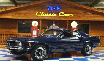 1970 Ford Mustang Fastback – Blue