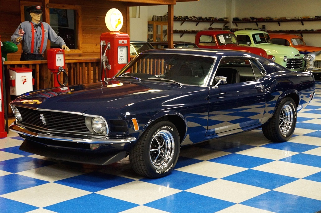 Ford Mustang Fastback Blue Amp Classic Cars