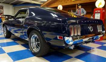 1970 Ford Mustang Fastback – Blue full