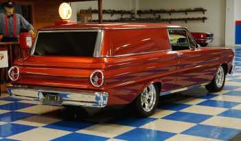 1965 Ford Falcon Sedan Delivery – Emberglo full