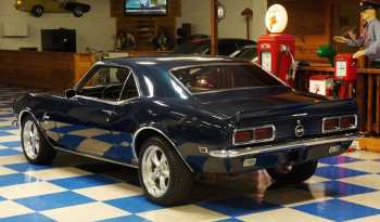 1968 Chevrolet Camaro – Fathom Blue full