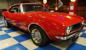 1967 Chevrolet Camaro – Red full