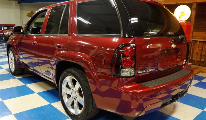 2007 Chevrolet Trailblazer SS – Red Jewel full
