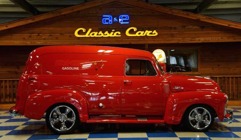 1954 Chevrolet 3100 Panel – Red full