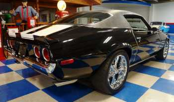 1970 Chevrolet Camaro – Black / White full