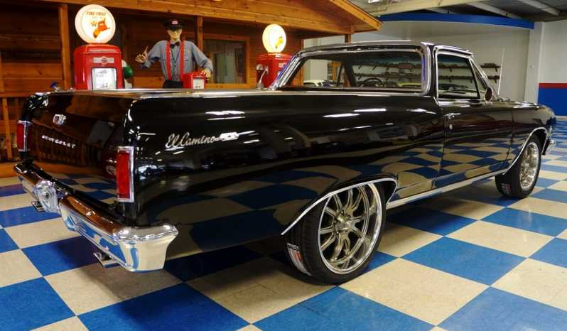 1965 Chevrolet El Camino – Black full