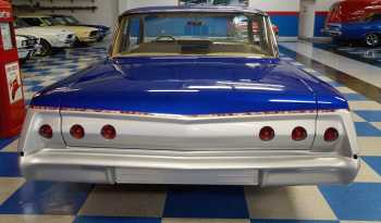 1962 Chevrolet Bel Air Custom – Blue / Silver full