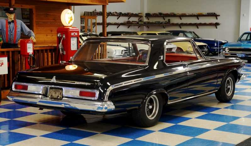 1963 Dodge Polara – Black full