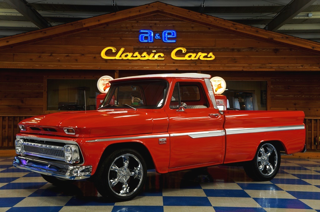 South Classic Cars