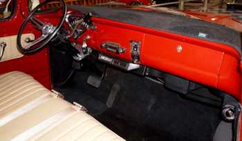 1957 Chevrolet 3100 Pickup – Liberty Red full