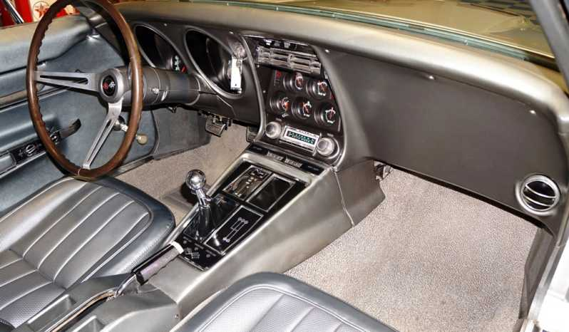 1968 Chevrolet Corvette 427 T-Top – Silvertone Silver full