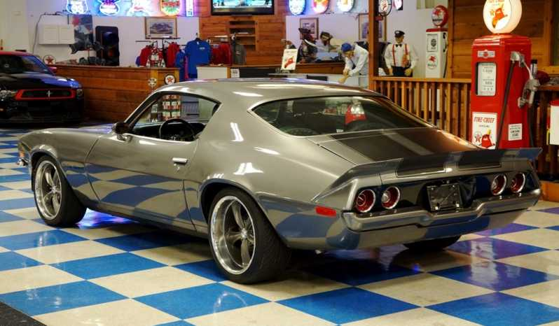 1973 Chevrolet Camaro – Charcoal Gray / Black full
