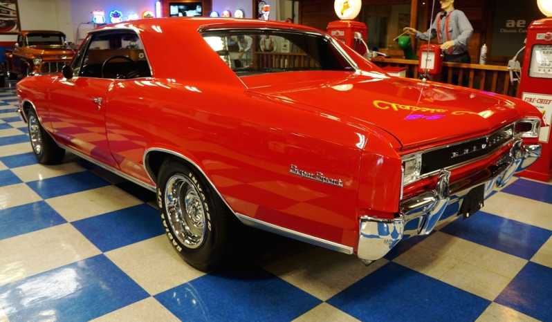 1966 Chevrolet Chevelle SS – Red full