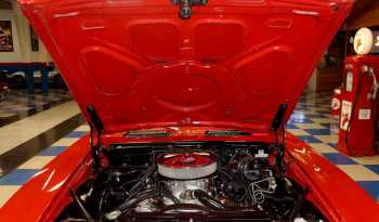 "1969 Chevrolet Camaro ""Big Block 454"" – Red / Black full"