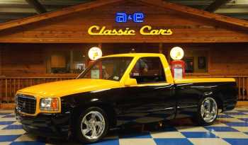 "1990 Chevrolet Custom Show-Truck AKA ""Cadiklysm"" – Black / Lemon Yellow"