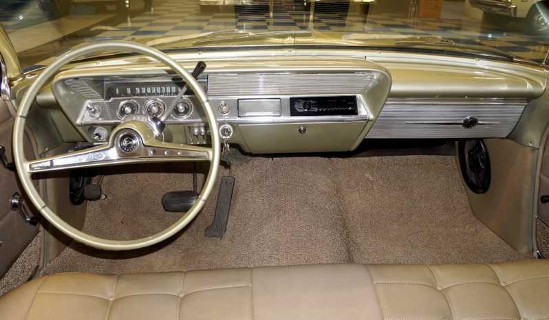 1962 Chevrolet Impala – Laurel Green full