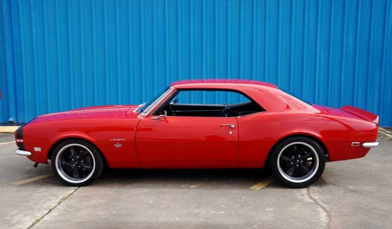 1968 Chevrolet Camaro LS Resto Mod – Red / Black full