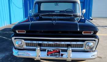 1964 Chevrolet C10 Pickup – Black / White full