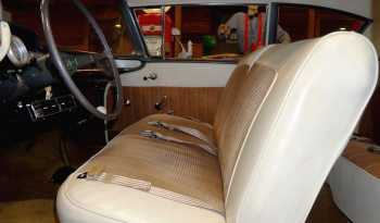 1958 Chevrolet Del Ray – Anniversary Gold / White full
