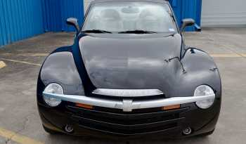 2005 Chevrolet SSR Convertible Pickup – Black full