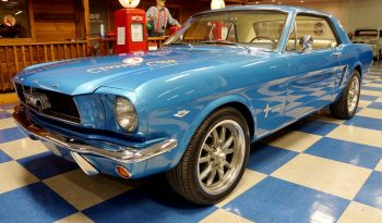1965 Ford Mustang Coupe – Blue Pearl full