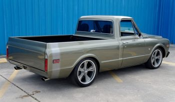 1968 GMC Pickup Vortec – Green / Gunmetal Gray full